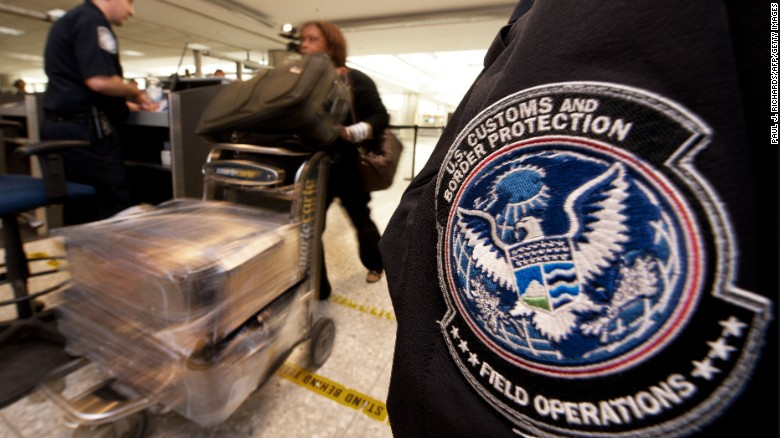 US Customs and Border Protection computer system down in multiple cities