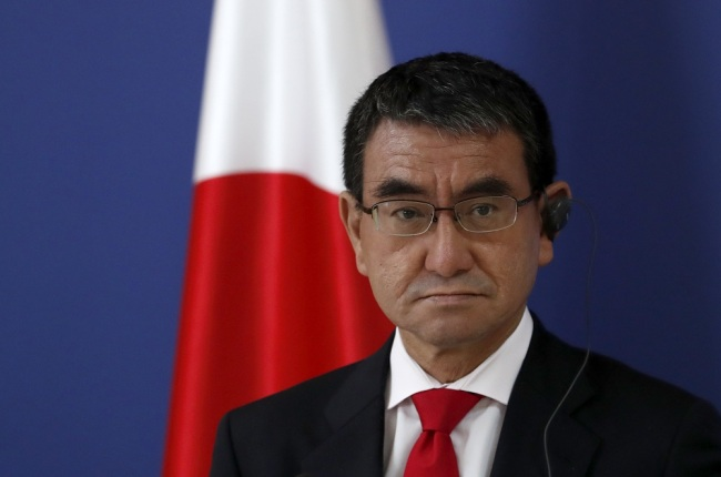 Japan FM to leave for Beijing for trilateral meeting next week