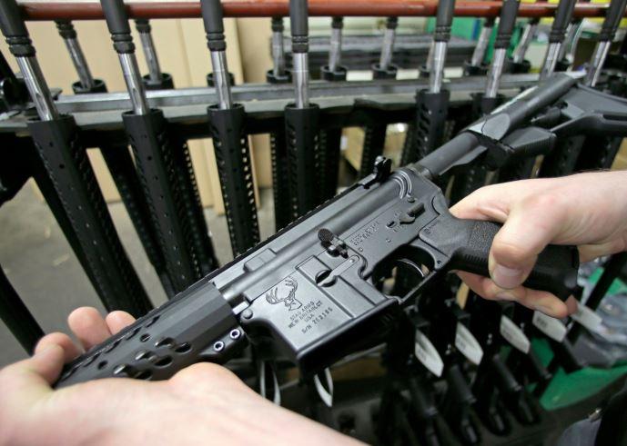 Democrats plan early return for work on gun legislation