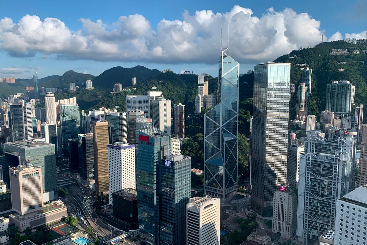 Foreign businesses condemn violence, call for preserving HK's status as int'l financial hub