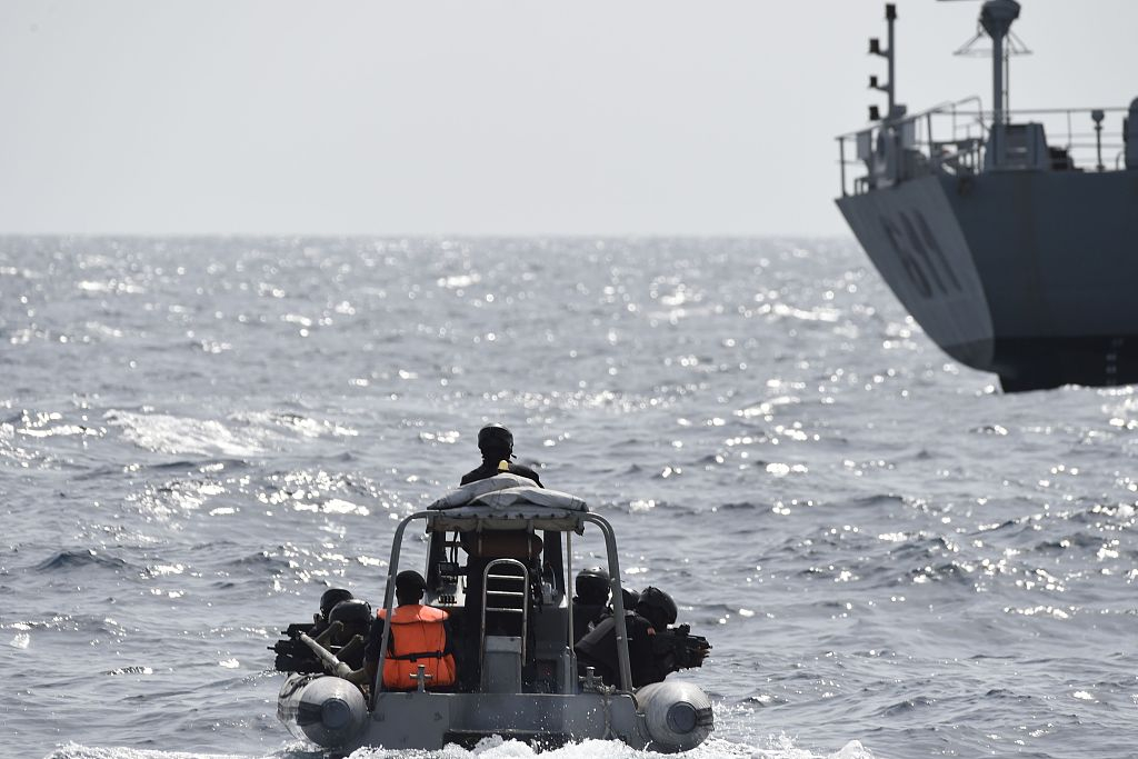 Foreign sailors kidnapped by pirates off Cameroon's coast