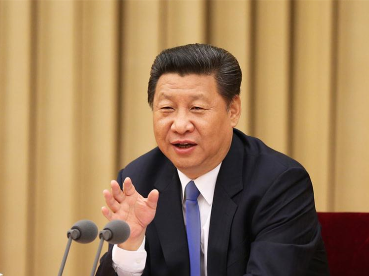 Xi's expositions on building human community with shared future published in French