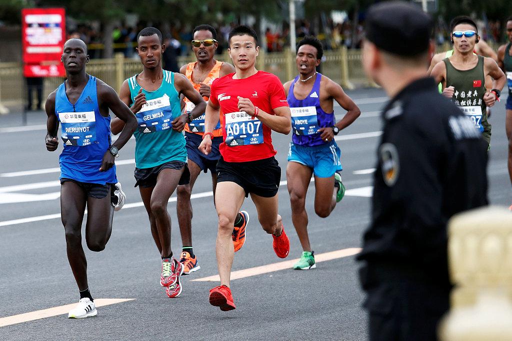 2019 Beijing Marathon to kick off November