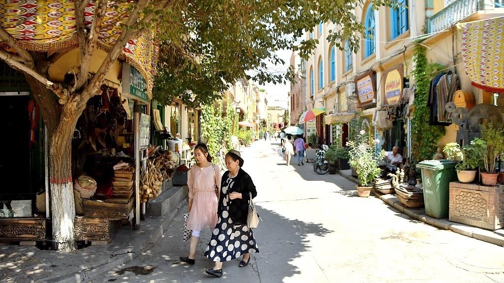 Safeguarding lives in Xinjiang