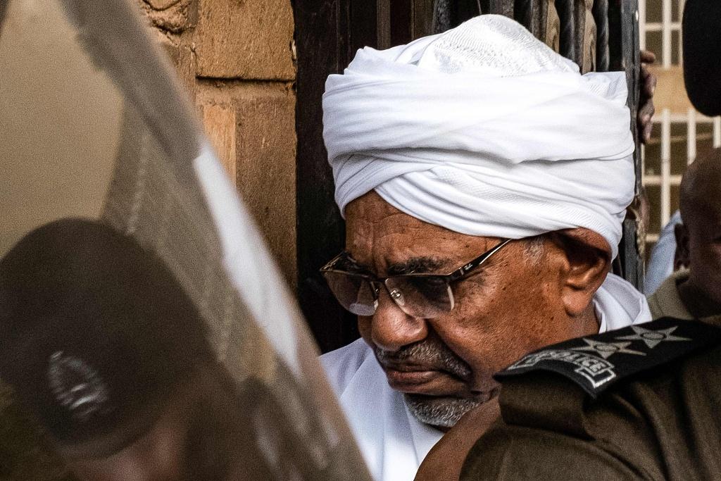 Corruption trial of Sudan's former president al-Bashir begins in Khartoum