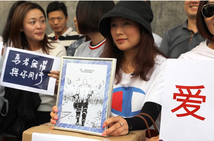 Chinese students and scholars in Thailand call for end to HK unrest