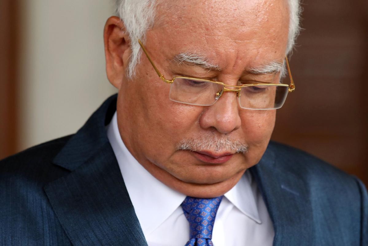 Malaysian court postpones trial of former PM Najib