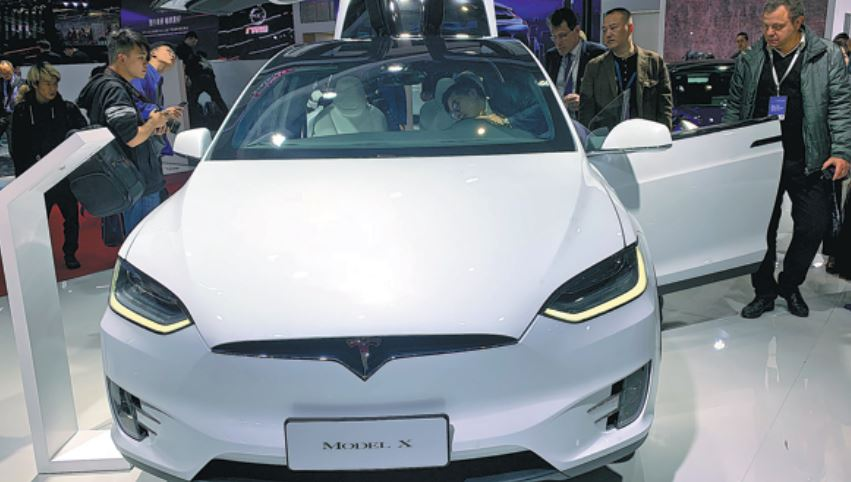 Sales of new energy vehicles surpass 1m globally