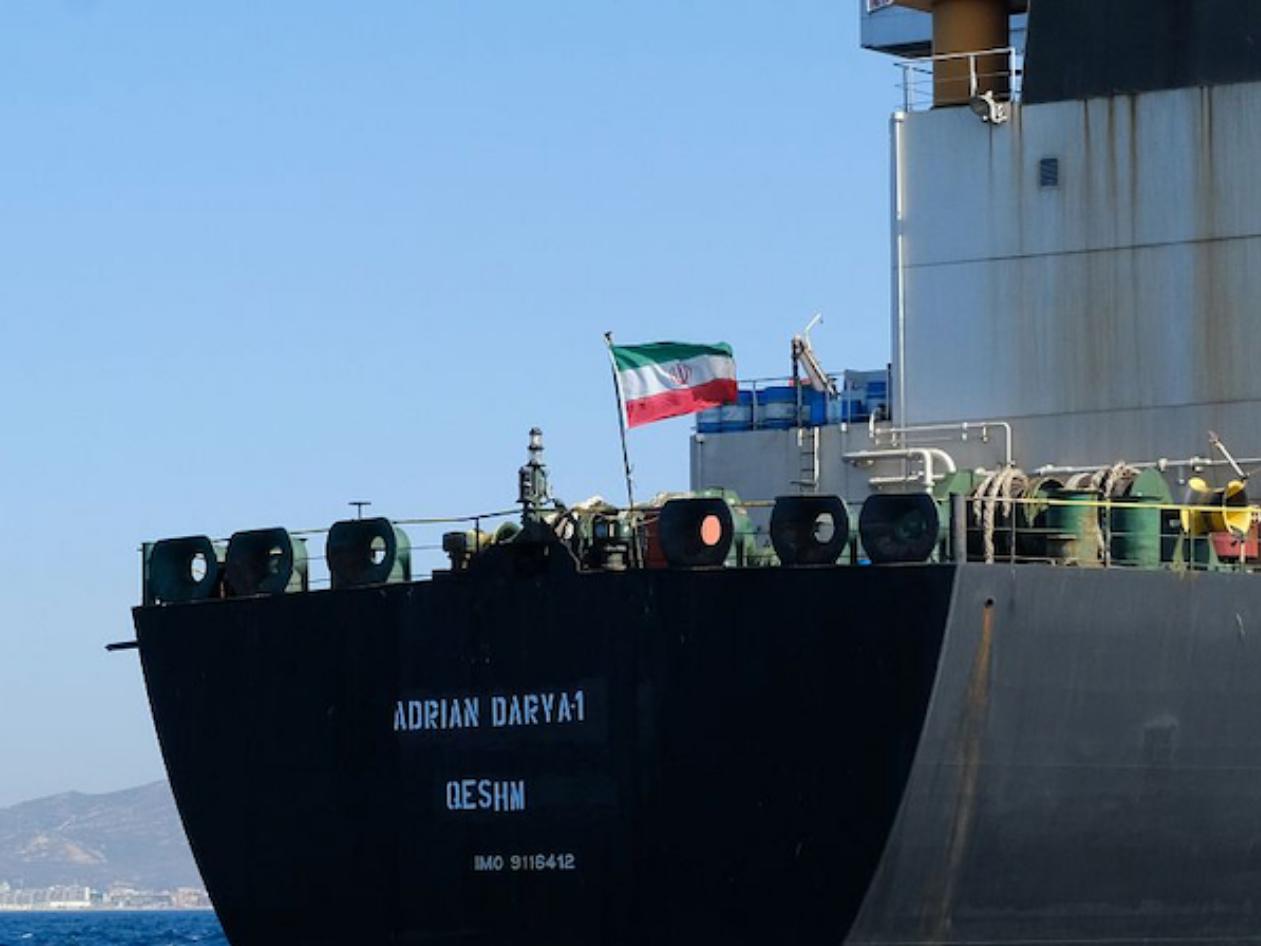 Iran's ambassador to Britain confirms seized oil tanker left Gibraltar