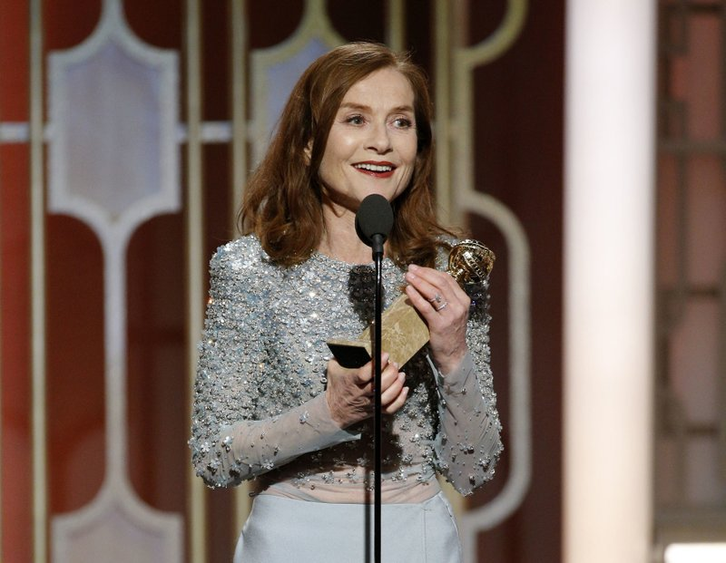 French actress receives top award at Sarajevo Film Festival