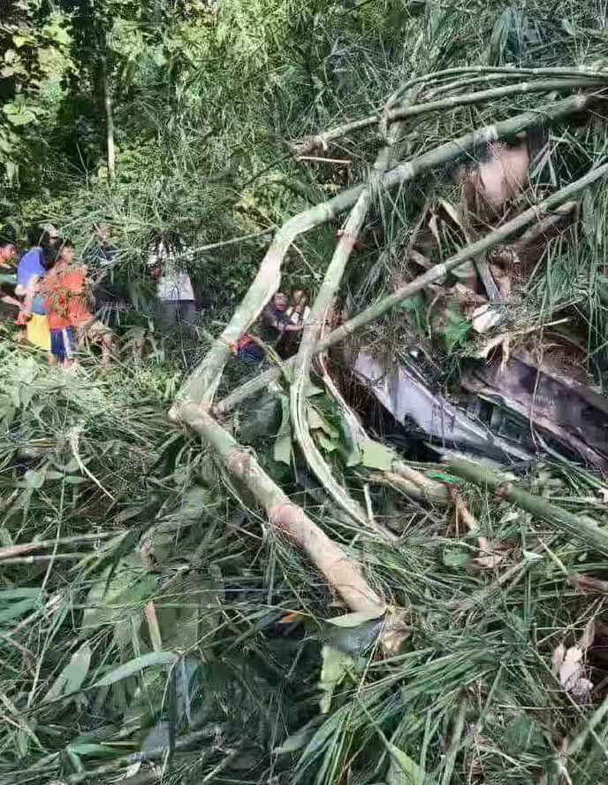 Five of Chinese tour group die in bus accident in Laos