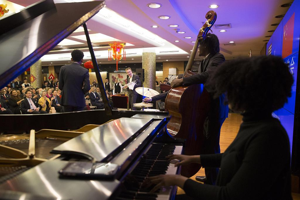 Bay Area overseas Chinese mark 40th anniversary of China-US relations with crossover concert