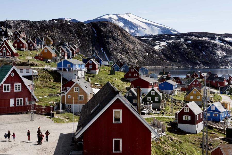 Greenland cold-shoulders Trump's buyer's interest
