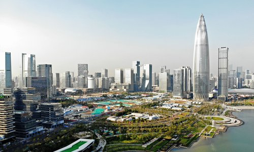 China's future path reflected in master plan for Shenzhen