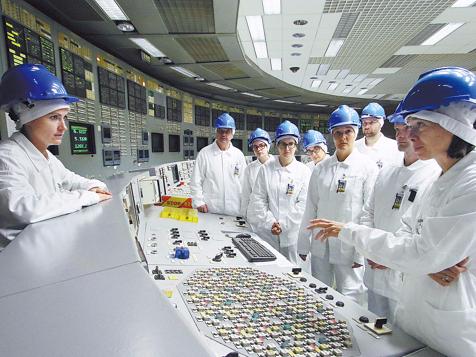 Chernobyl TV series sparks tours