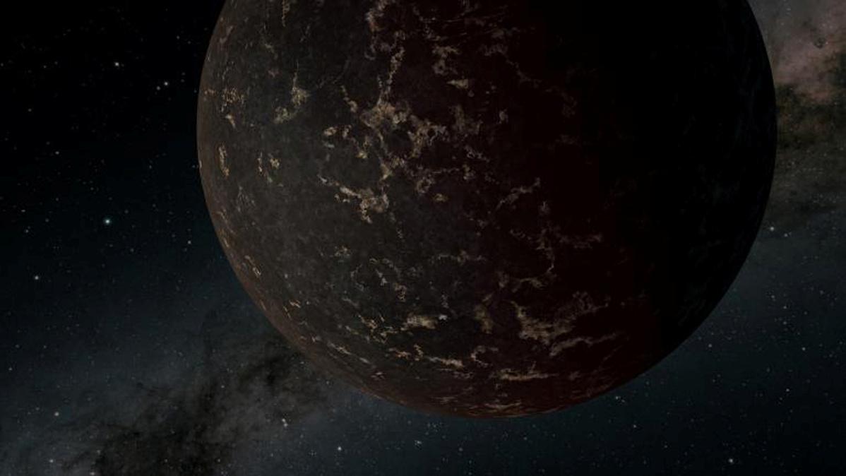 NASA explores rocky exoplanet's surface