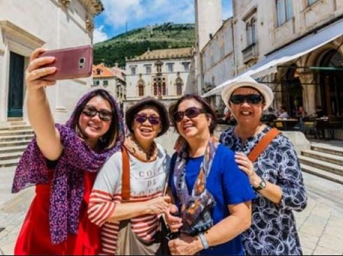 Chinese tourists in Tunisia up by 10.1 pct by Aug. 10