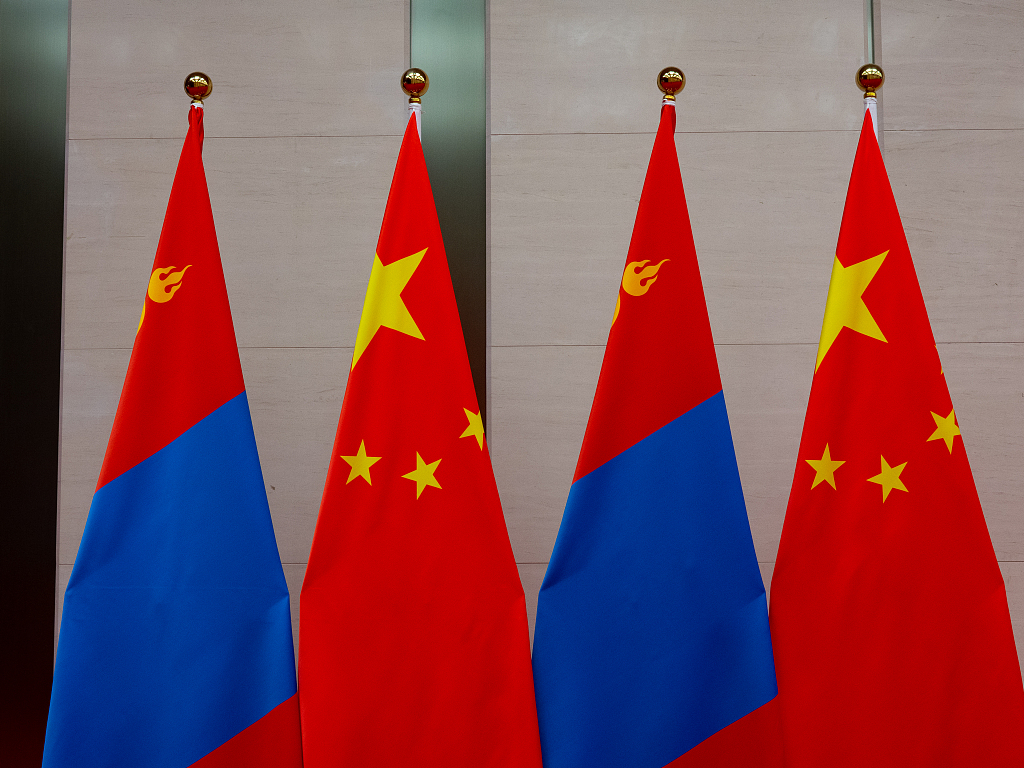 Cultural events to be held to mark 70th anniversary of China-Mongolia ties