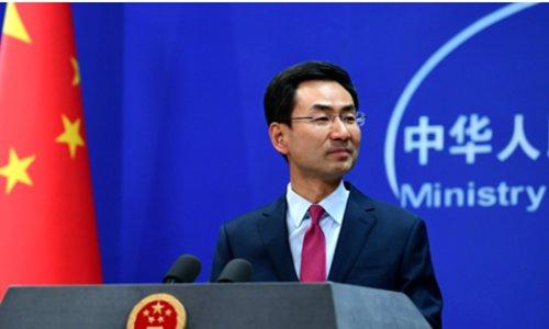 China warns of new global arms race
