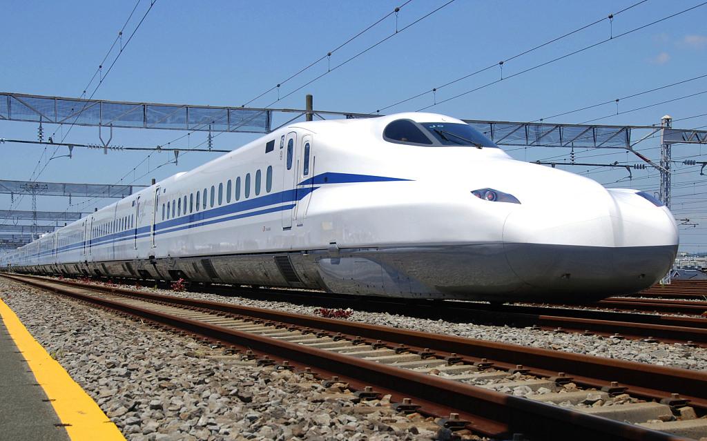 Japan's bullet train runs with door open, none injured
