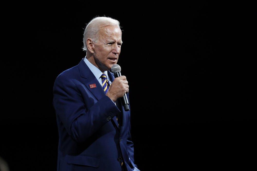 With rivals heading to California, Biden eyes New Hampshire