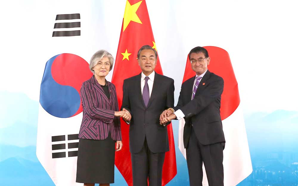 Three neighbors show shared intent: China Daily editorial