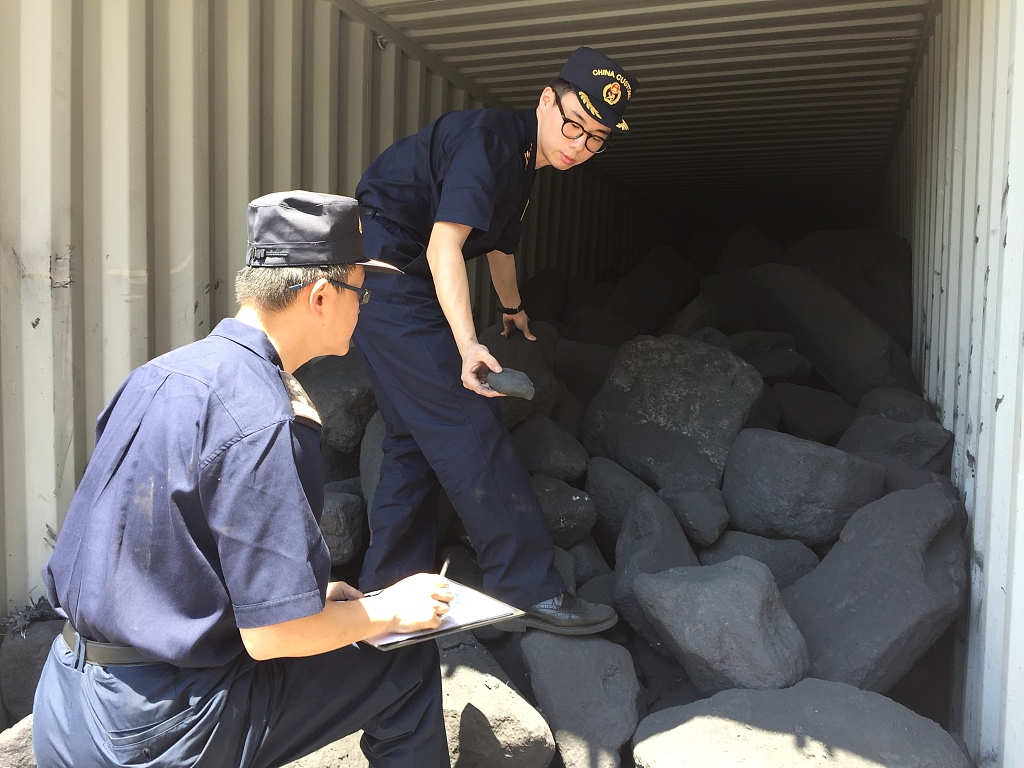 Chinese customs intercepts 28 tonnes of waste