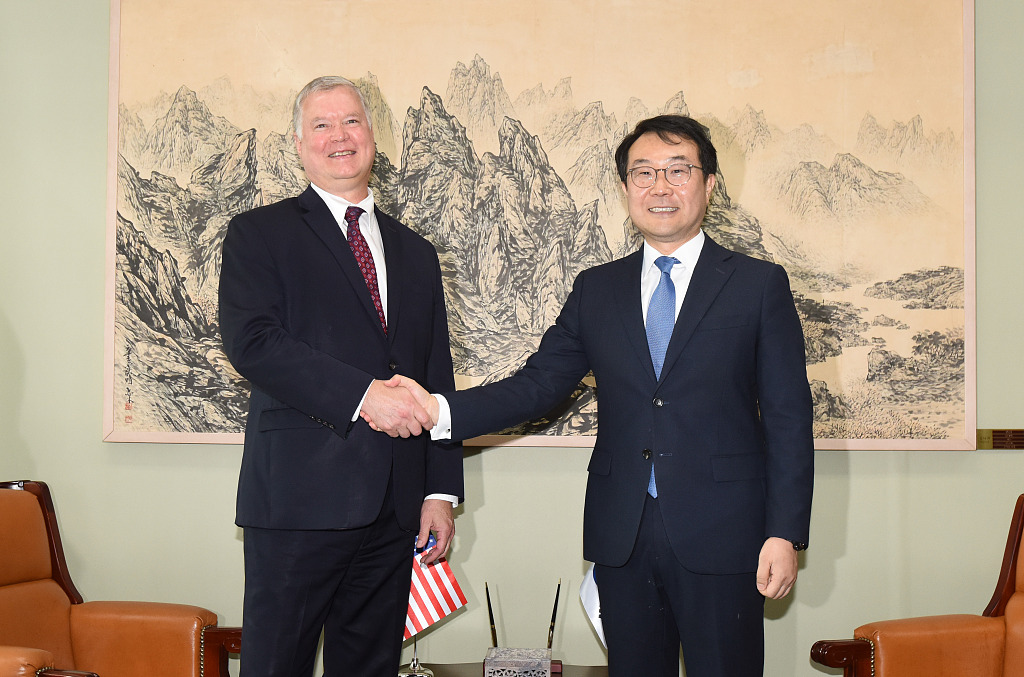 US envoy for DPRK says US ready to engage in working-level talks with DPRK