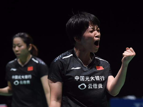 Highlights of 2nd round matches at BWF World Championships