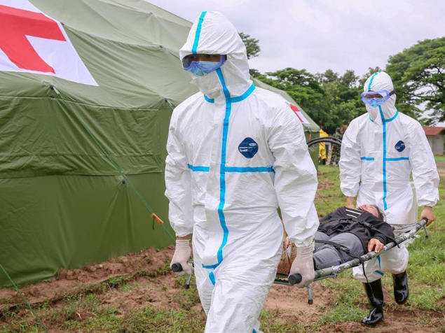 China-Laos joint rescue exercise held in Vientiane