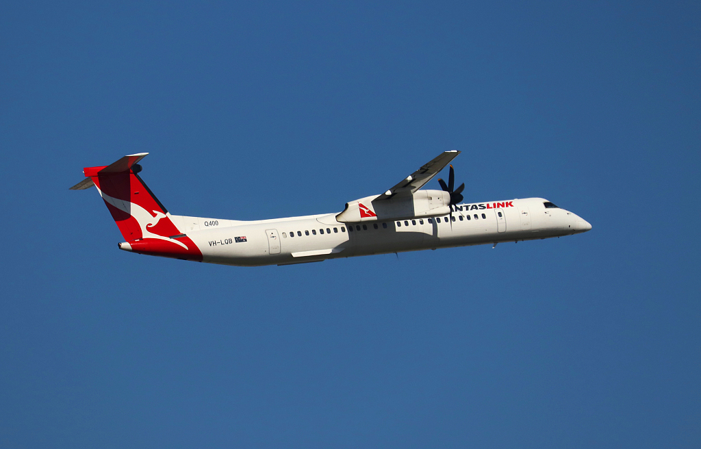 Australian airline to begin test flights for world's longest commercial routes
