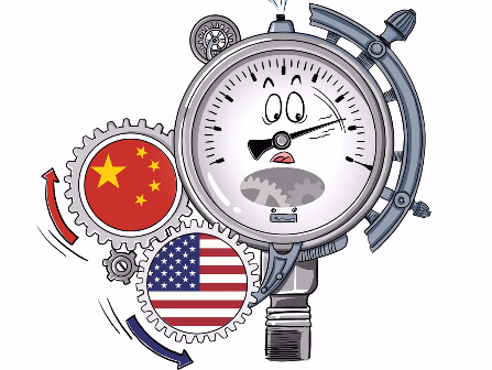 Fostering a new balance in Sino-US ties