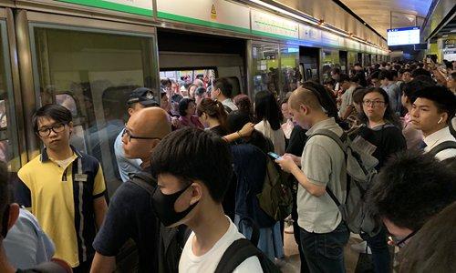 Taiwan aids radical HK riots