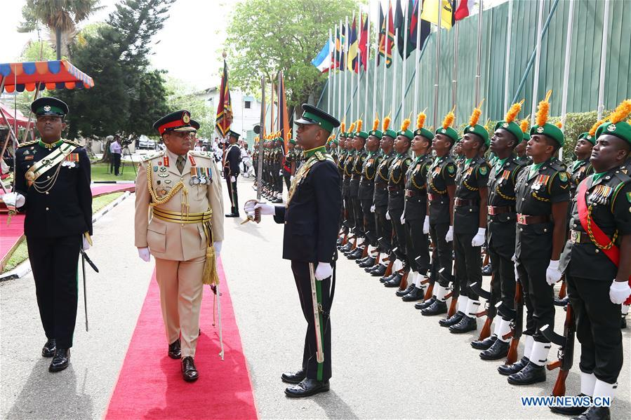 Sri Lanka dismisses concerns by foreign entities over army chief's appointment