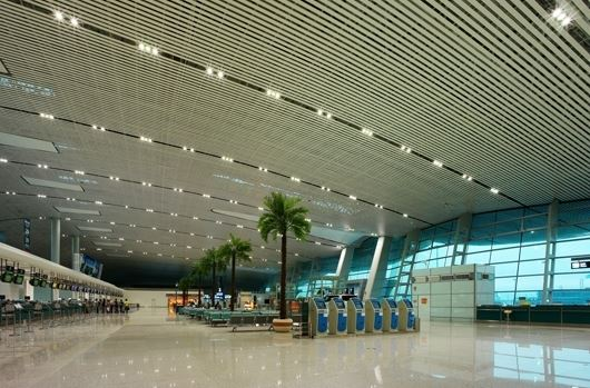 S China airport completes test flight after expansion