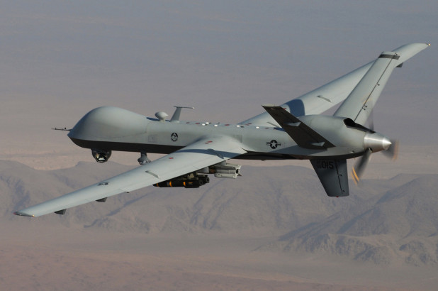 US military drone downed in Yemen