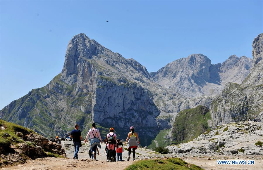 In pics:Picos de Europa National Park in Spain
