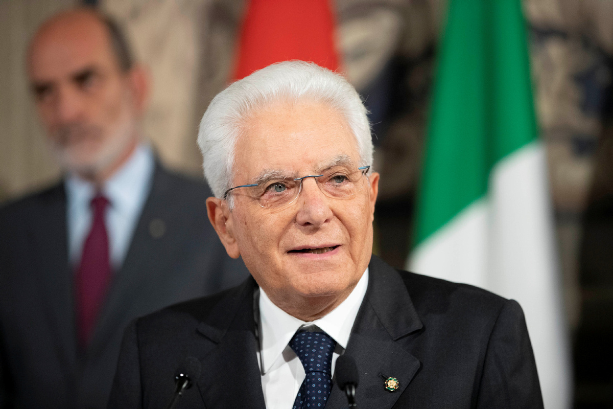 Italian president to decide on snap elections next week after new round of talks