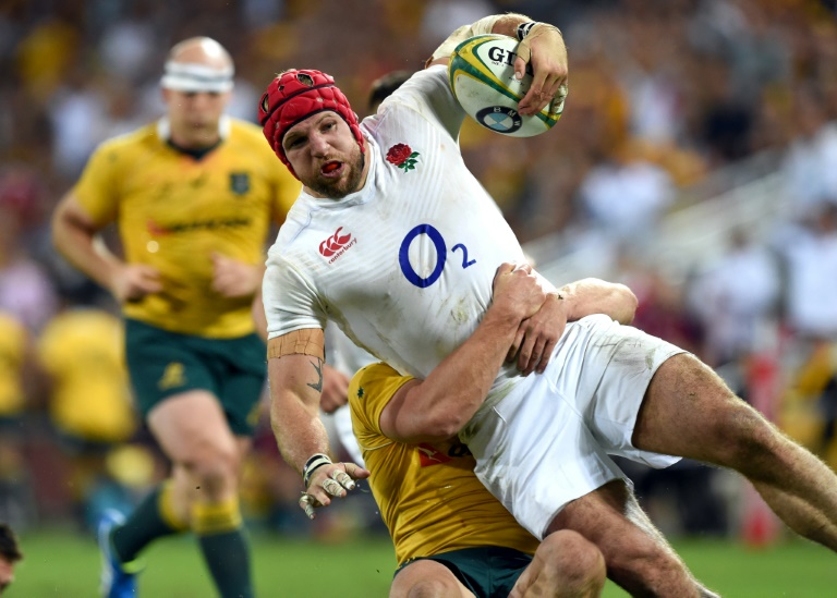 Haskell takes up MMA after rugby retirement