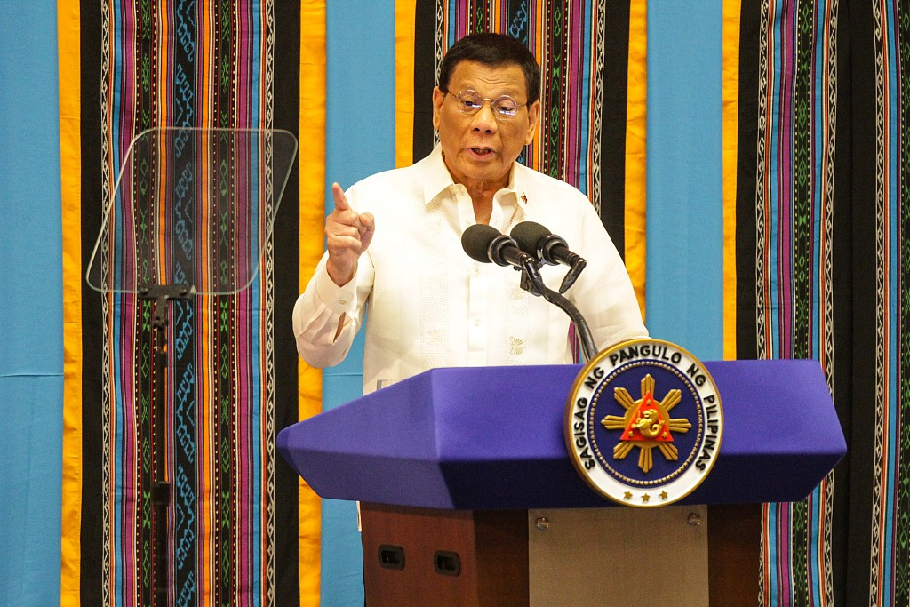 Philippine president to visit China