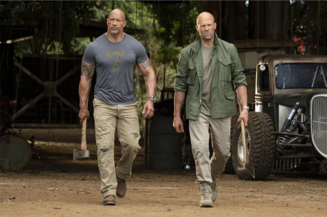 New spin-off of 'The Fast and the Furious' hits mainland screens