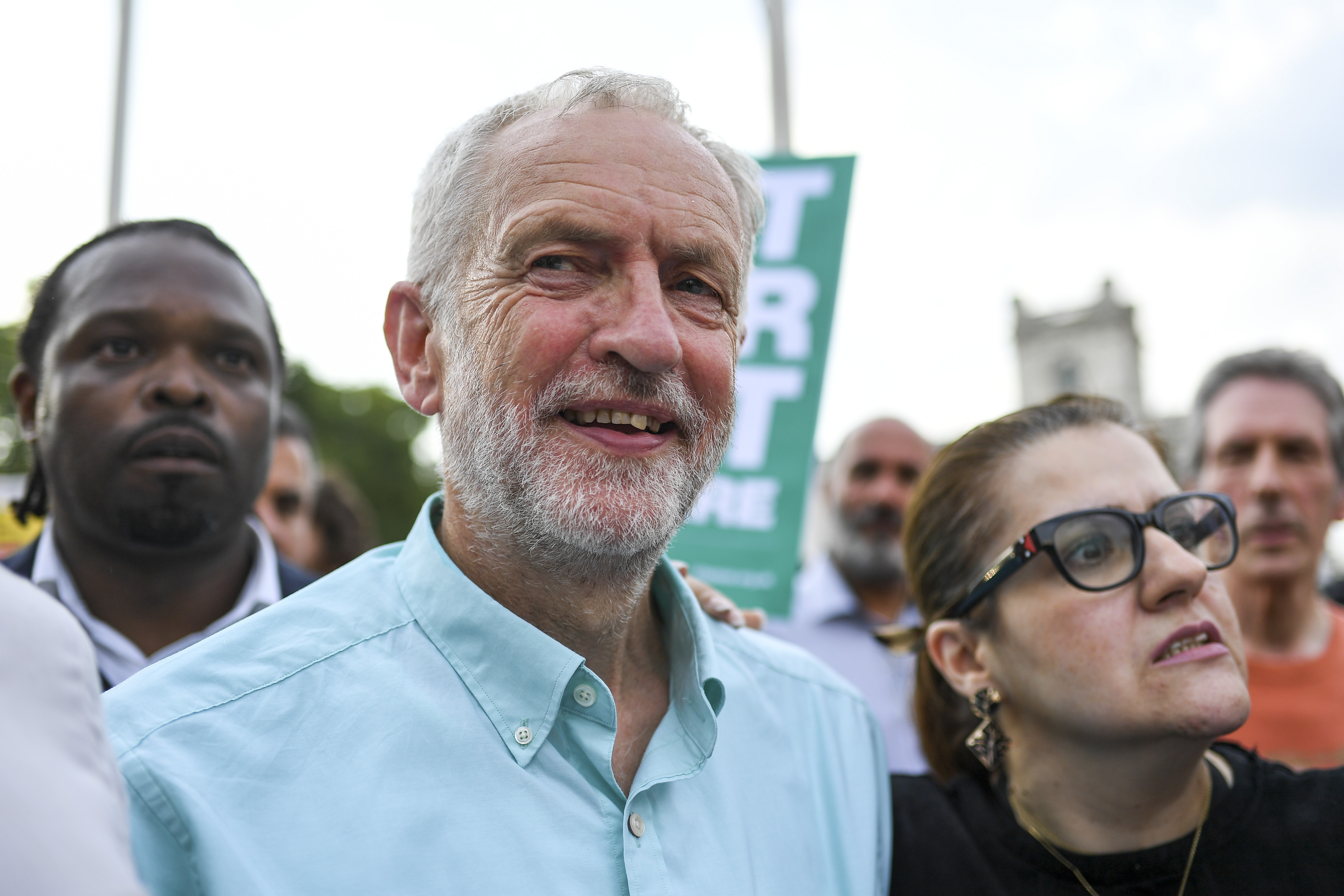 Corbyn's political chess move on Brexit