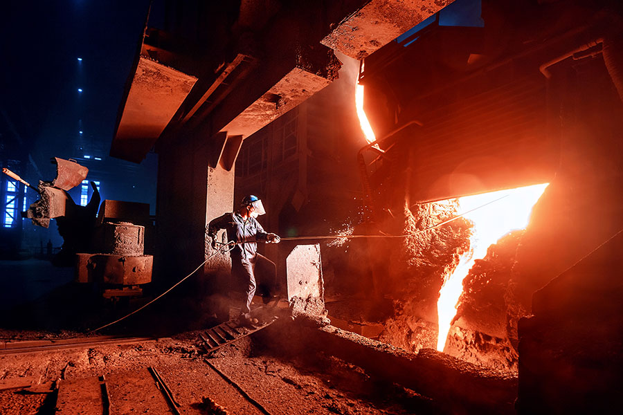 China's SOEs play fair in global competition