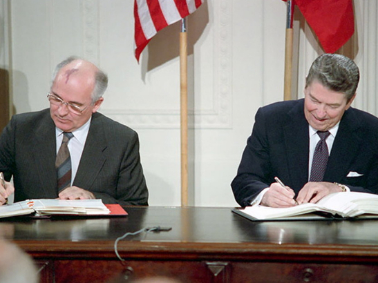 Using China as excuse for US leaving INF Treaty unacceptable