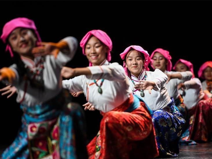 11th International Folk Art Festival held in Hohhot, Inner Mongolia