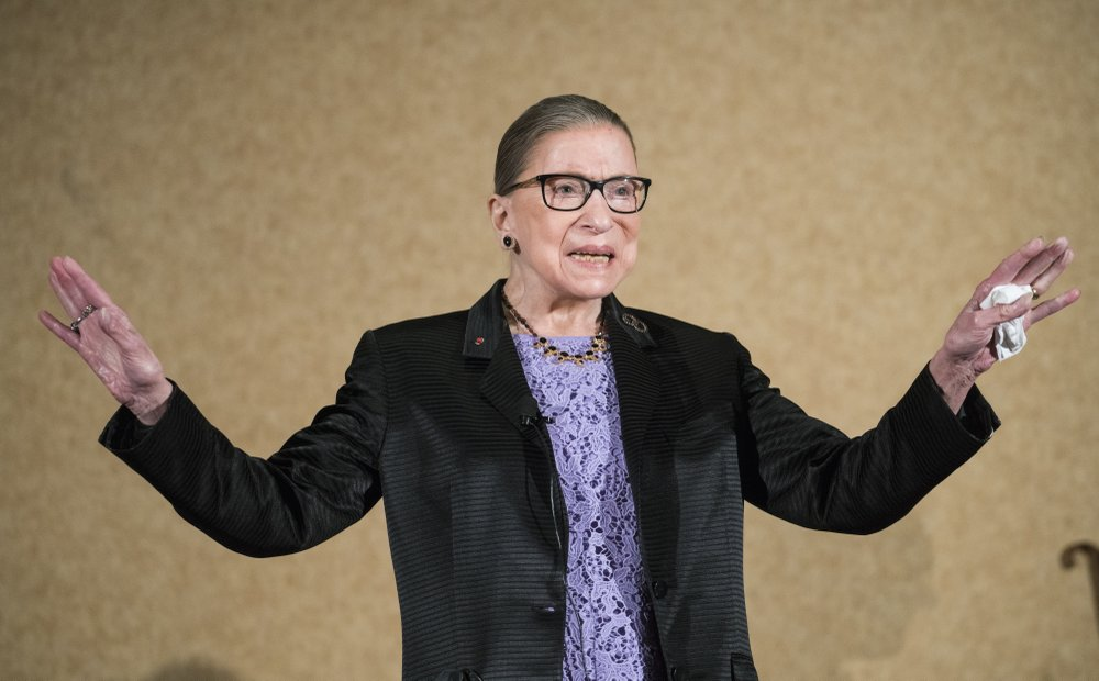 US Supreme Court: Ginsburg treated for tumor on pancreas