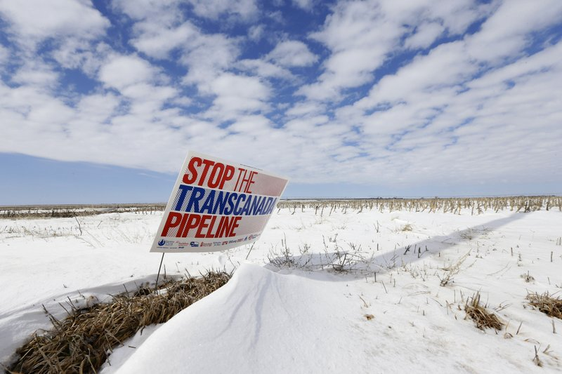 Nebraska court upholds state's approval of pipeline path
