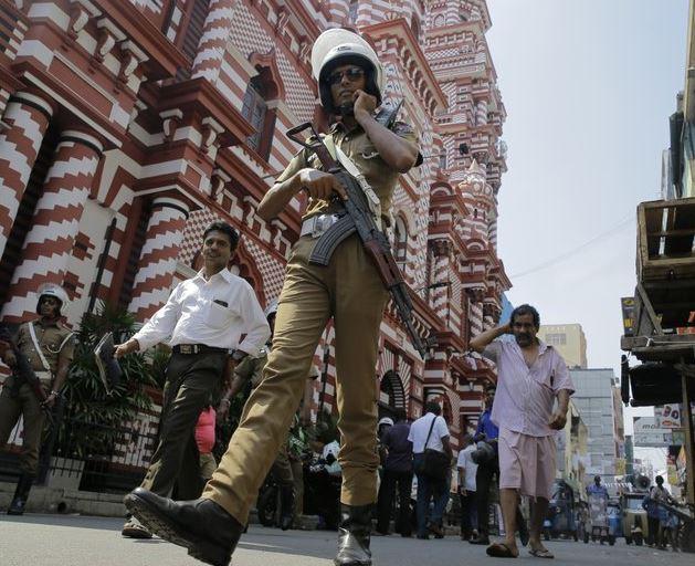 Sri Lankan president lifts state of emergency