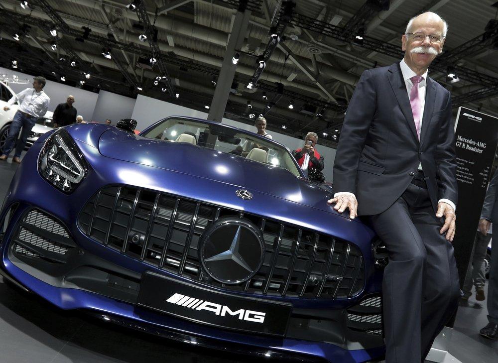 Former Daimler CEO Zetsche to join discount supermarket chain Aldi Sued: report