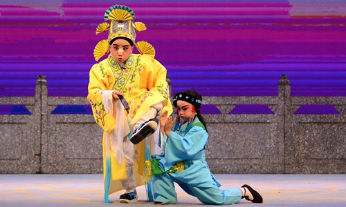 Cantonese Opera celebrates 10th anniversary as a World Intangible Cultural Heritage